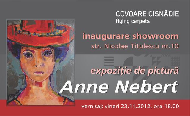 Anne Nebert @ Flyng Carpets