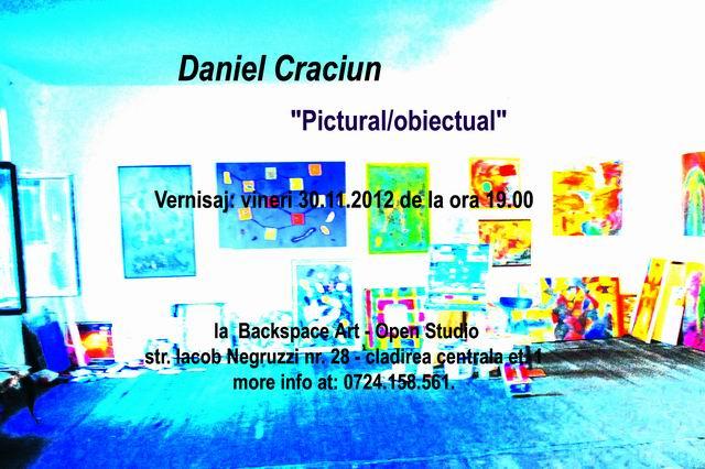 Daniel Craciun -Pictural / Obiectual