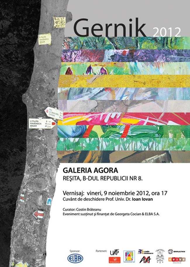 GERNIK 2012 @ Galeria AGORA, Reșița