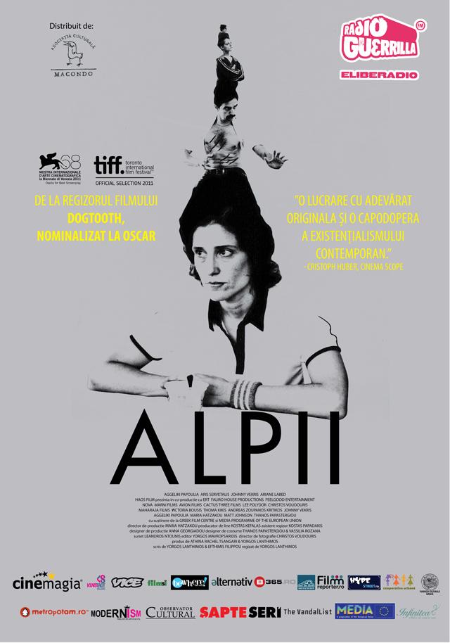 Alpii: comedie neagră greacă @ Noul Cinematograf al Regizorului Român