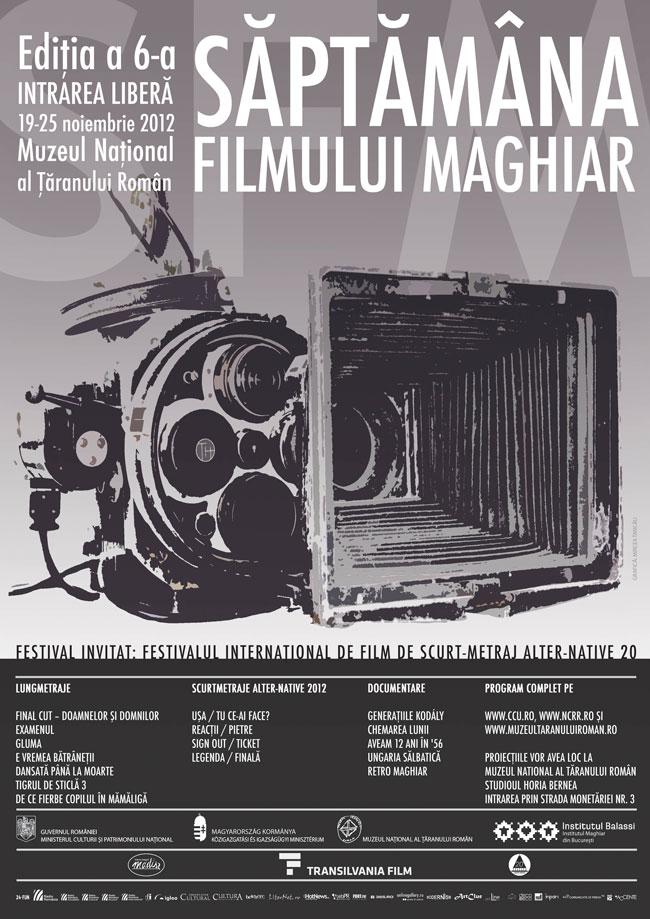 Săptămâna Filmului Maghiar @ Muzeul Naţional al Ţăranului Român