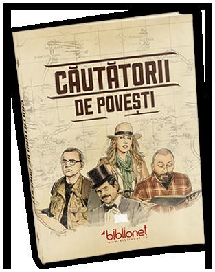 Vlad Petreanu, căutătorul de povești în biblioteca din Valea Mare