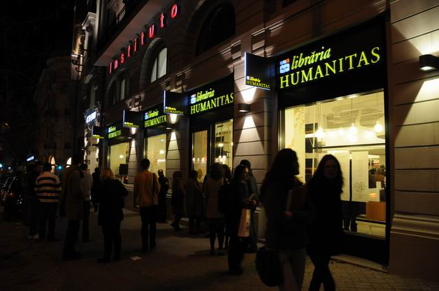 Libraria Humanitas Cismigiu