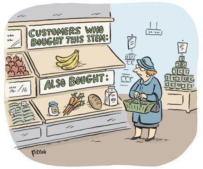 Related Sale Behavior