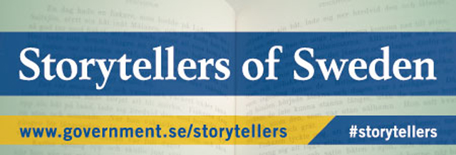 Storytellers of Sweden – for Readers Worldwide @ Gaudeamus 2012