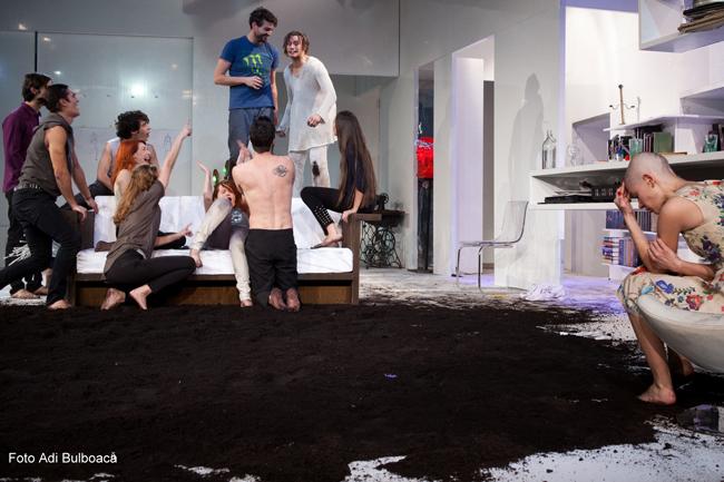 Premiera Năpasta în regia lui Radu Afrim închide Anul Caragiale la TNB