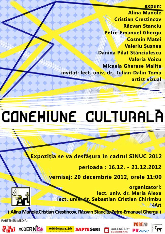 """""""Conexiune Culturală"""" @ S.I.N.U.C. 2012"""