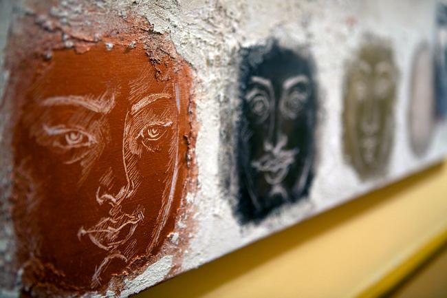 """Cristina Joia """"BEYOND"""" @ Grand Café Galleron, București, galerie foto"""