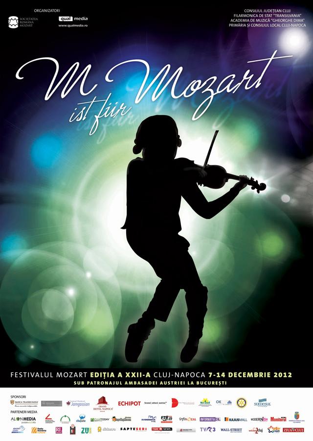 Festivalul Mozart, 7 – 14 decembrie 2012 @ Cluj