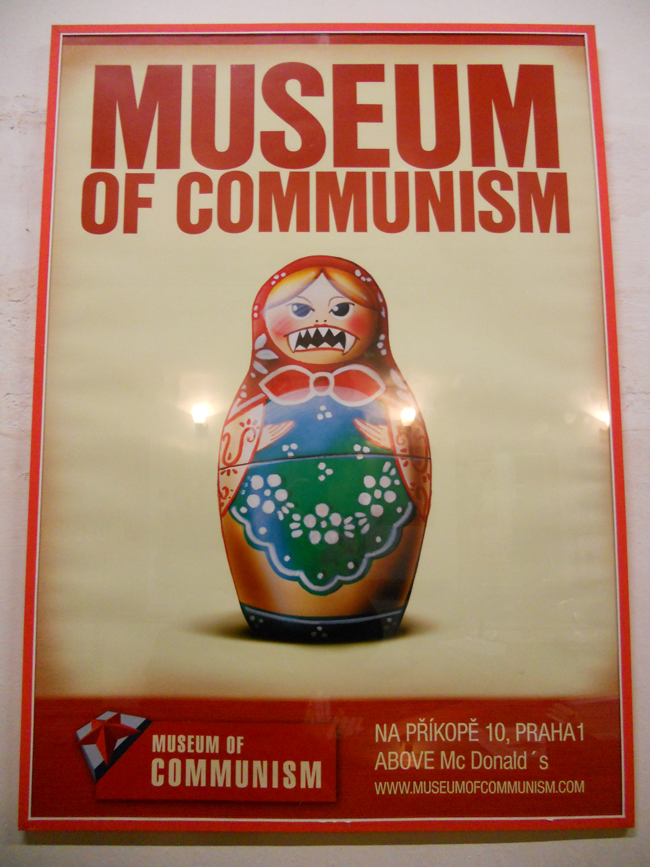 Museum of Communism, Prague, Czech Republic