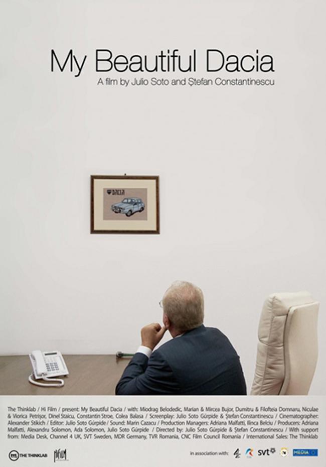 Documentarul Dacia, dragostea mea/My Beautiful Dacia proiectat la Holon