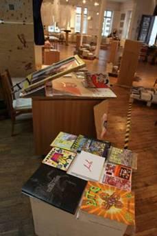 Carte cu Arte va invită la o întâlnire cu romanul grafic alături de Octav Avramescu