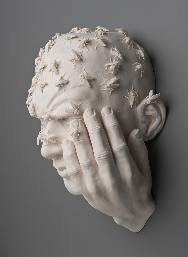 The Porcelain Sculptures of Kate McDowell