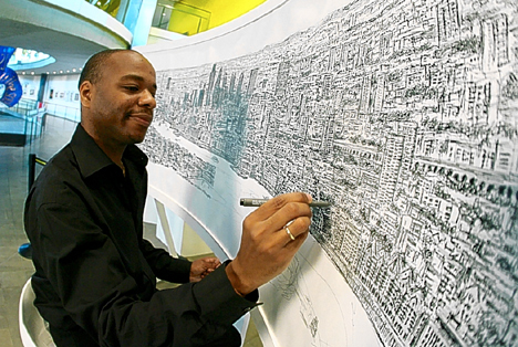 "Stephen Wiltshire the ""Human Camera"""