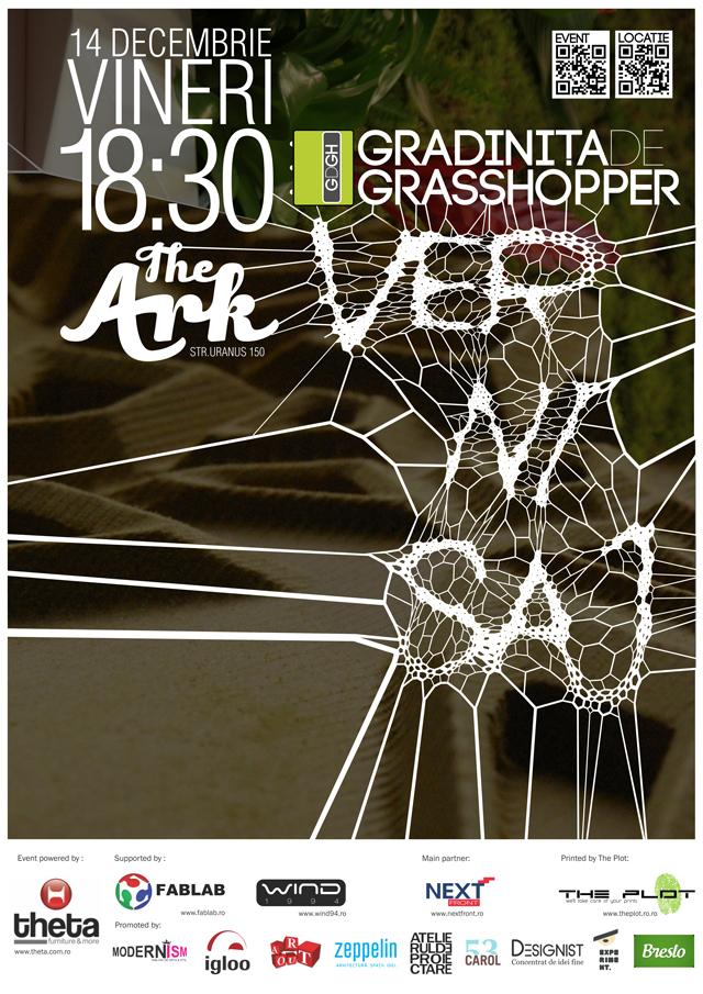 Grădiniţa de Grasshoper, o comunitate de arhitecţi şi designeri pentru modelare 3D și design parametric