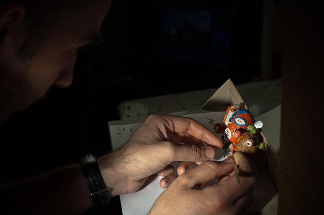 Au început înscrierile la Animation Worksheep 2013