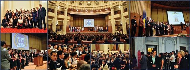 Gala Studenților Români din Străinătate: premiile LSRS pentru Excelență Academică în Străinătate