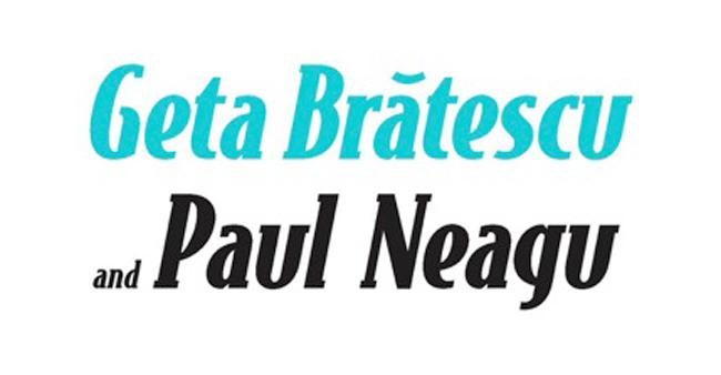 Geta Brătescu and Paul Neagu @ Galerie Barbara Weiss, Berlin, Germany