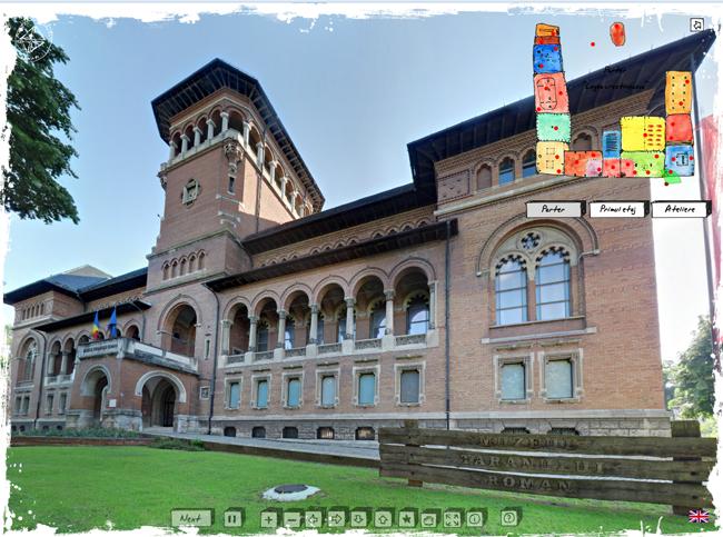 Tur virtual al muzeelor din România