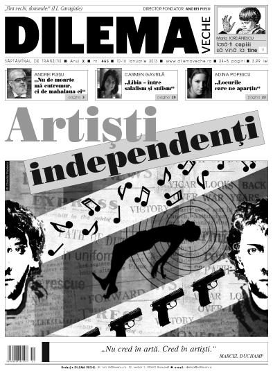 Artişti independenţi @ Dilema Veche