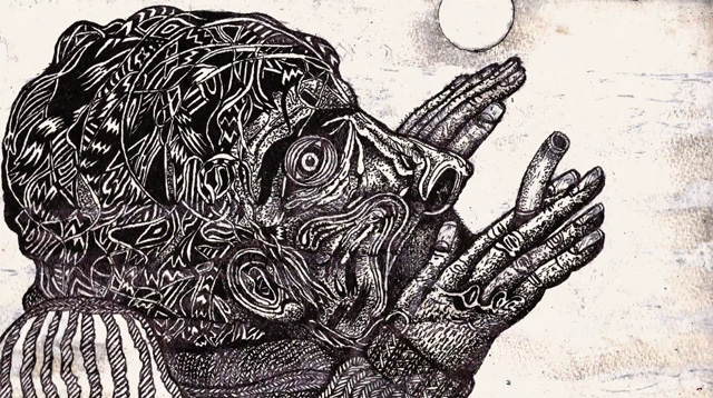 The Deep End: A Jaw-Dropping Animation Drawn by Hand with Ink, White-out, and Coffee by Jake Fried