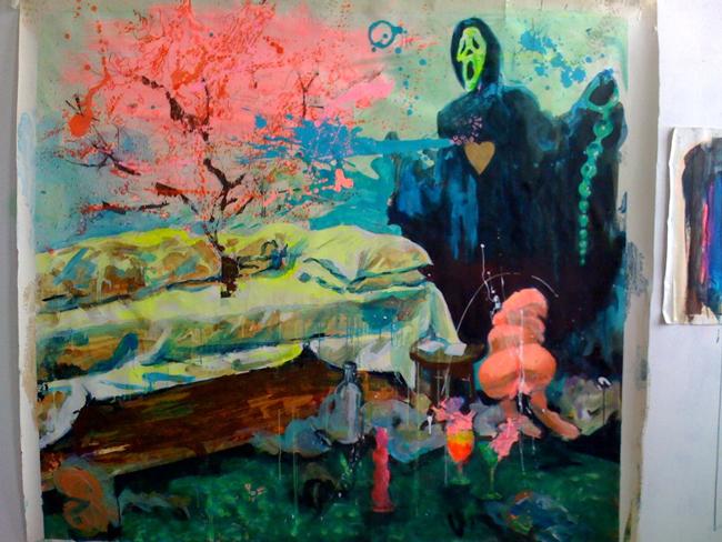 """Ioana Iacob """"Foarte în plus"""" @ Galeria Calina,Timişoara"""
