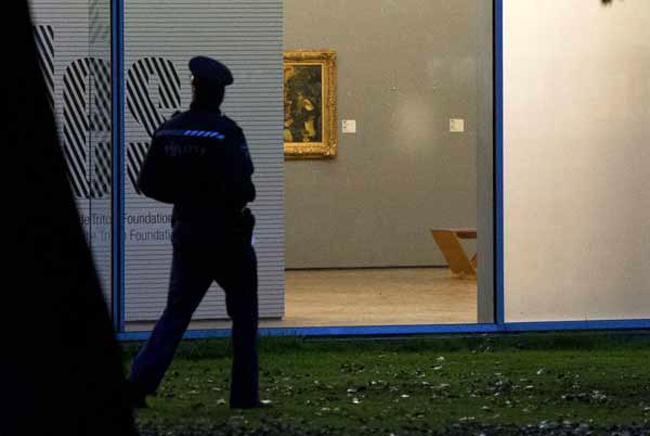 Jaf de 300 de milioane de euro dintr-un muzeu din Rotterdam