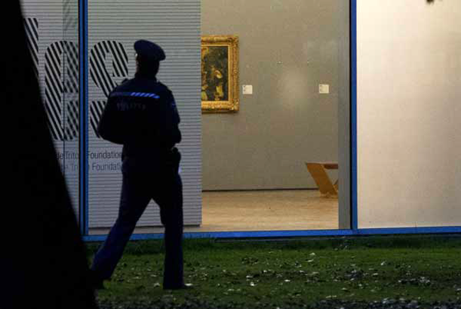 Furtul tablourilor din Rotterdam devine film