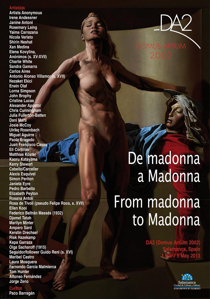 De la madonna la Madonna
