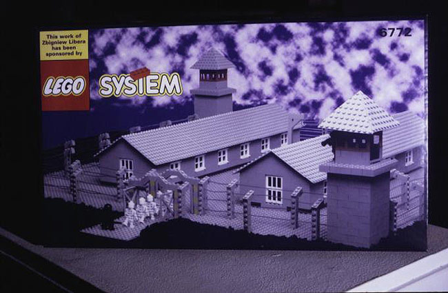 LEGO Concentration Camp
