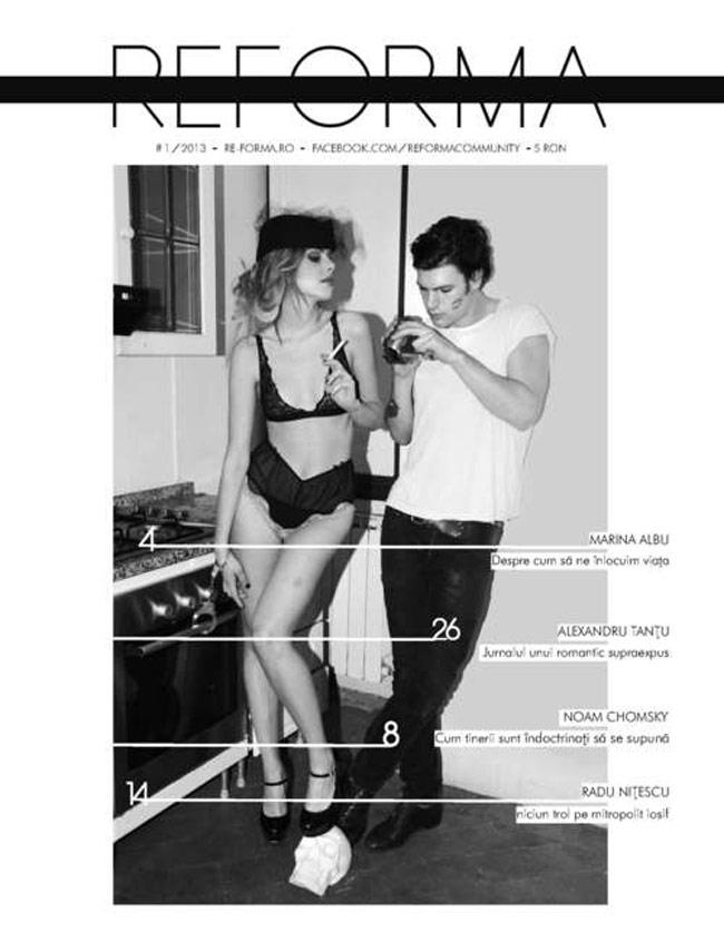 Lansarea gazetei REFORMA#1