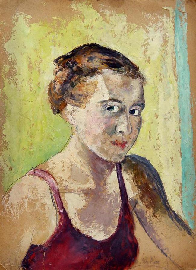 Medi Wechsler Dinu retrospectivă de pictură şi grafică la vârsta de 104 ani @ Galeria Simeza din Bucureşti