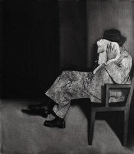 """Nightfall – New tendencies in figurative painting @ Galerie Rudolfinum, Prague"