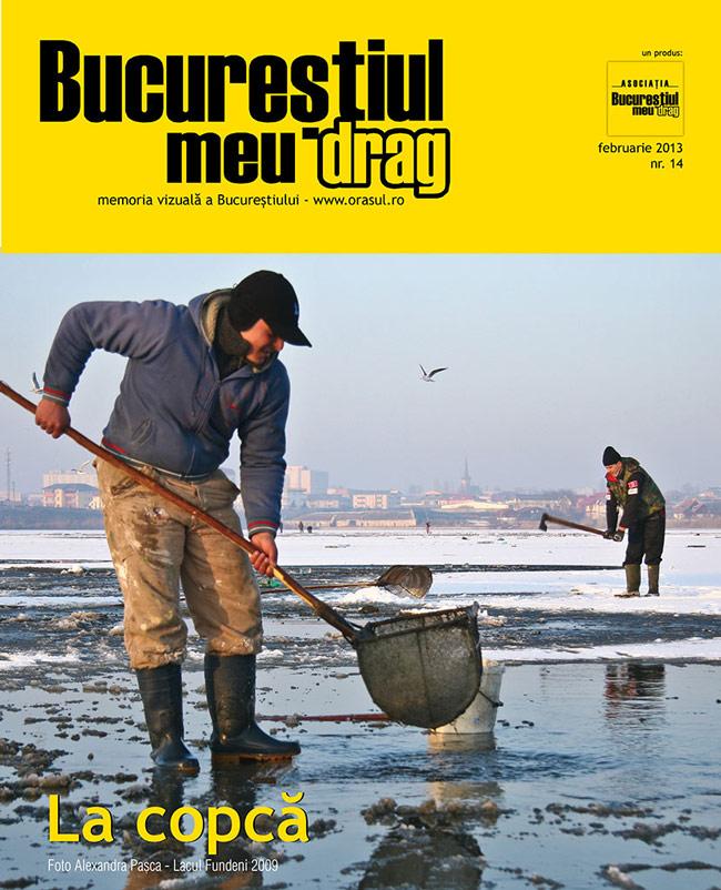 """Revista """"Bucureștiul meu drag"""" numărul 2-2013 vă așteaptă să-l rasfoiți"""