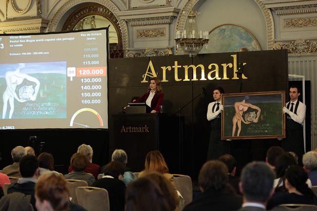 Indicele pieței românești de artă la maxime istorice