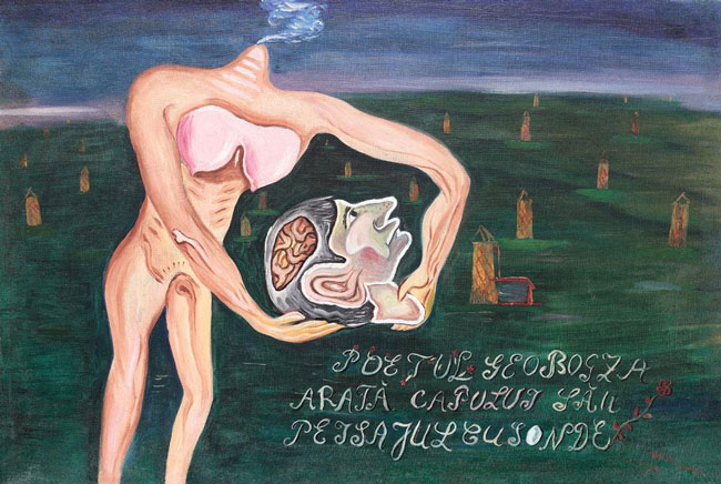 Cea mai importantă pictură de avangardă din colecțiile private românești  iese la vânzare