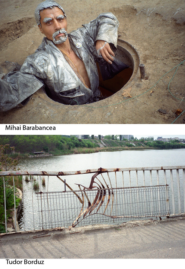 Expoziţia de fotografie BARABANCEA & BORDUZ @ Galeria Calina, Timișoara