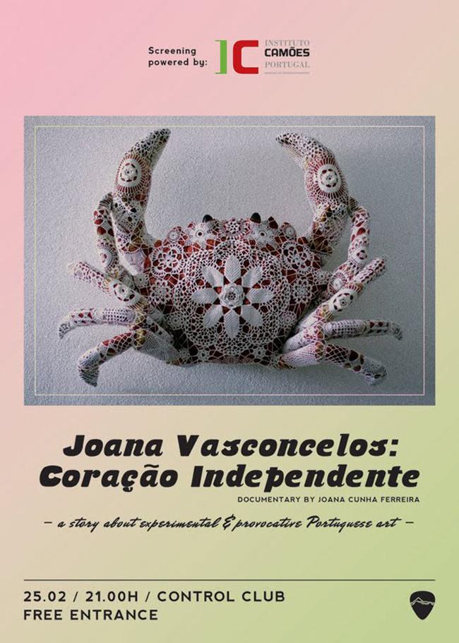 """""""Joana Vasconcelos – Coração Independente"""" a story about experimental & provocative Portuguese art"""