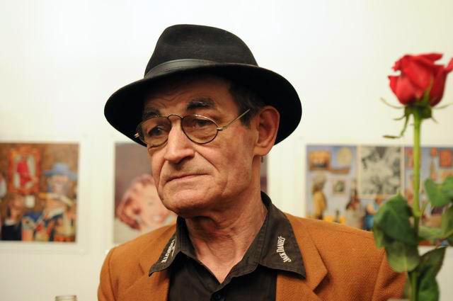 "Ion Bârlădeanu – ""Făt-Frumos cel urât"" @ H'art gallery"