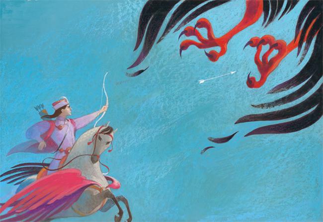 Basme vechi prind viață nouă prin ilustrații contemporane