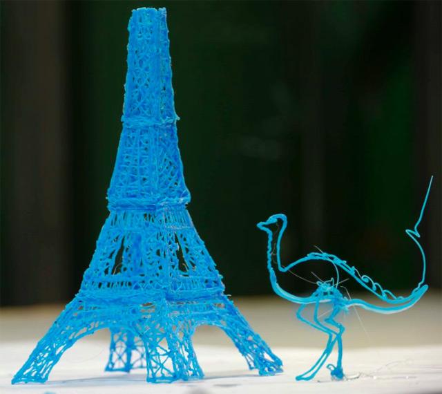 3Doodler: world's first 3D printing pen
