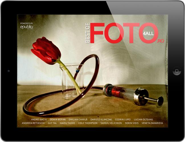 A apărut prima revistă INTERACTIVĂ de fotografie din România!