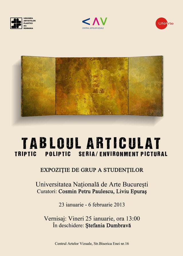 TABLOUL ARTICULAT