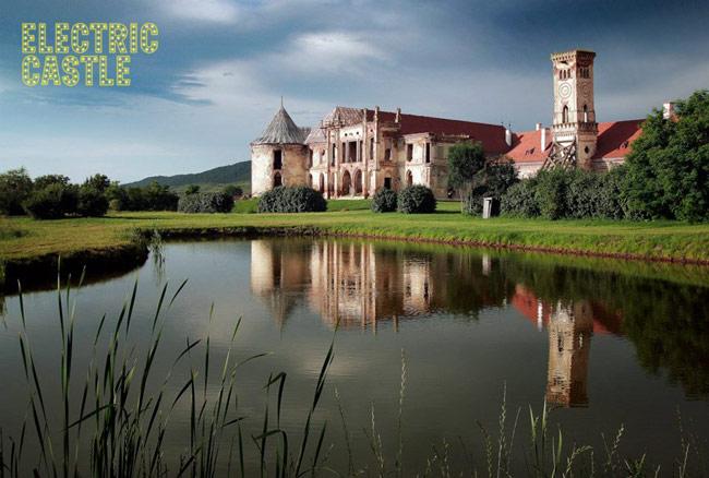 S-au pus în vânzare biletele pentru Electric Castle Festival la Castelul Bánffy, lângă Cluj-Napoca