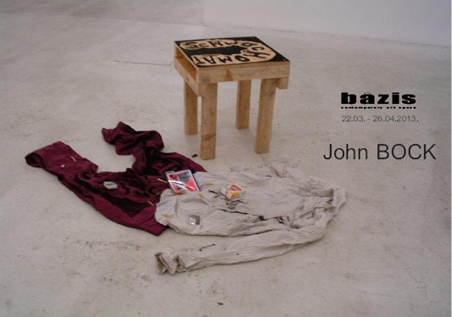 "John Bock ""SCHWACHOMAT"" @ BÁZIS contemporary art space, Cluj-Napoca"