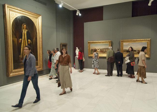 """Conferinţe susţinute de Sorin Alexandrescu în expoziţia """"Mitul naţional. Contribuţia artelor la definirea identităţii româneşti (1830 – 1930)"""""""