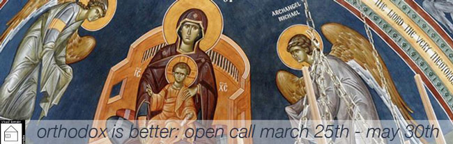 """Orthodox is Better"": Open Call Laborator Visual Kontakt"
