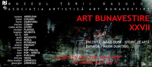 ART BUNAVESTIRE editia XXVII @ Negrești Oaş