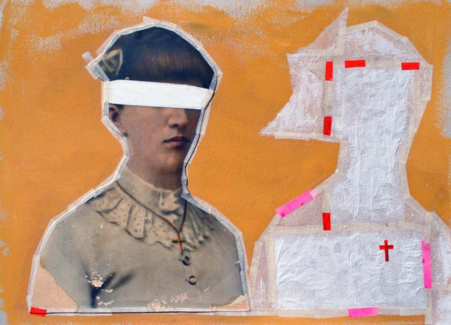 Redistrugere by Adrian Sandu @ Calpe Gallery, Timișoara