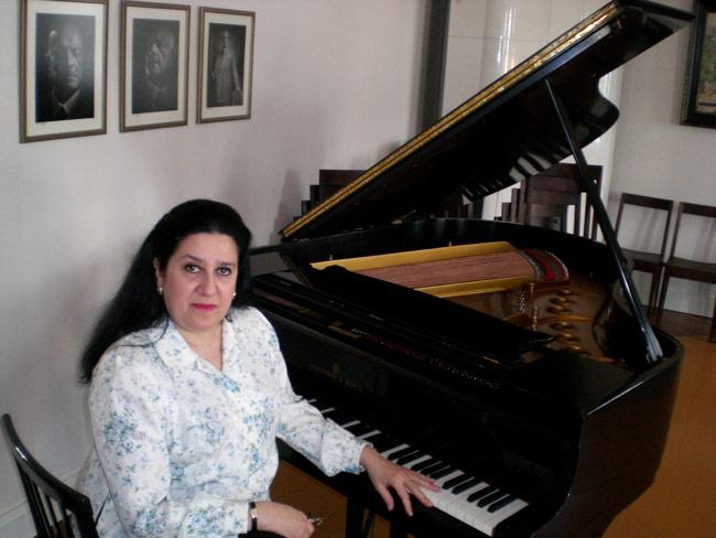 Renumita pianistă Ilinca Dumitrescu, la Conferințele TNB, despre Ion Dumitrescu, la centenarul nașterii marelui compozitor